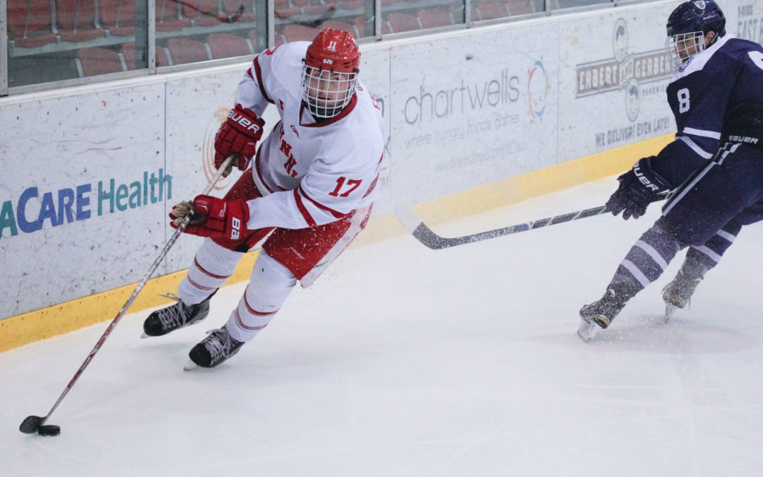 Tripped up by Tommies: Injury-plagued Johnnies look to still make playoffs