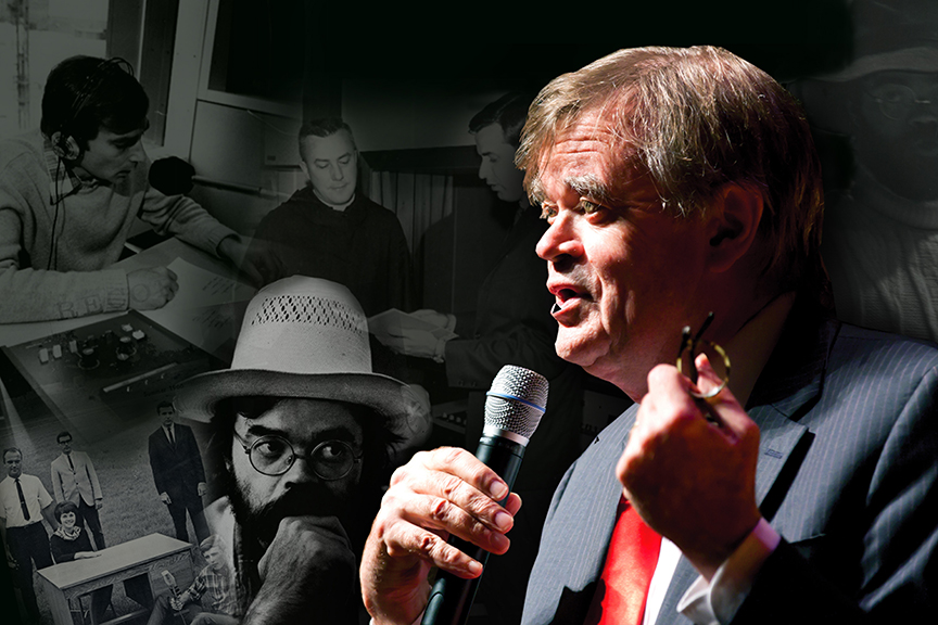 50 Years of MPR: Garrison Keillor to perform at CSB