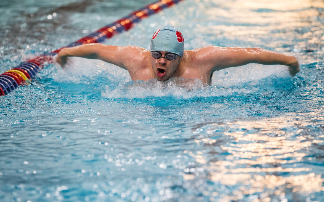 SJU swim and dive looking for strong finish
