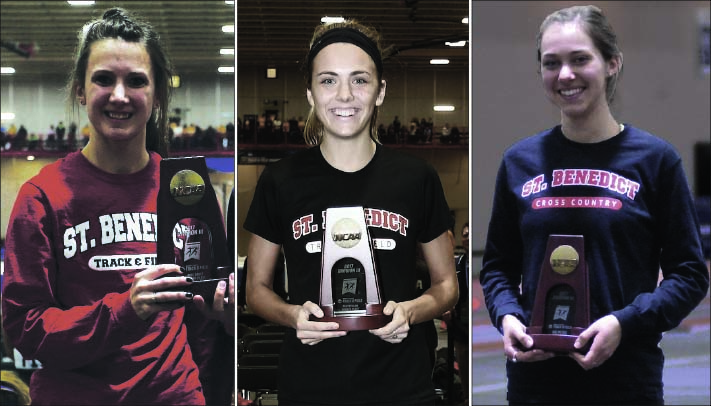 CSB history made: Track and field finishes with three All-Americans, 12th team overall