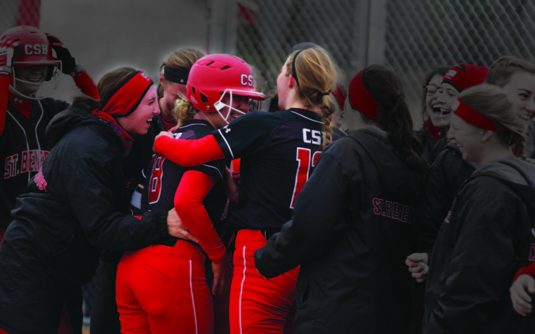 Swinging past the competition: Blazers' strong offense outscores opponents 56-11, moves them to 6-0 in the MIAC