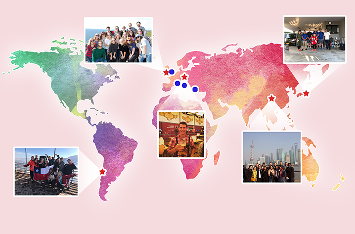 Students reflect on abroad experiences
