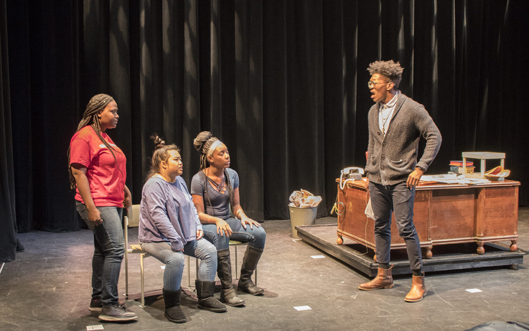 Black Satire one-acts to premiere